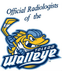Toledo Radiological Associates, The Official Radiologists of the Toledo Walleye